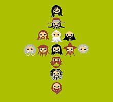13 Dwarves by alice9