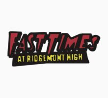 Fast Times Logo by samcosgriff1