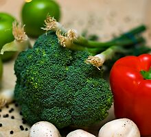 Vegtable Assortment by jeremysphotog