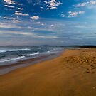 Durras Beach by Sarah Moore