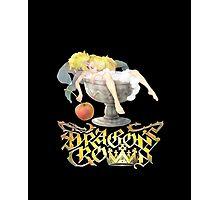 Tiki - Dragon's Crown Photographic Print