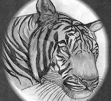 Tiger by ChadArt