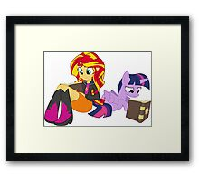 Dear Princess Twilight Framed Print