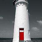 Red Door by Steven  Agius