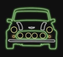 Mini Glow T Shirt - Green by Pinhead Industries
