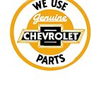 Chevrolet Sign by garts