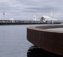 Geelong Pier by melbourne