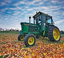 Deere Season by Greg Newman