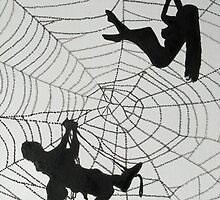 'If Spiders Were Enormous' by Mike Paget