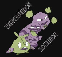 The Pollution Solution by LowFatCheese