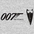 James Bond Tribiute(skyfall) by RokkaRolla