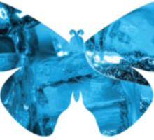 Flying Ice (small variation) Sticker