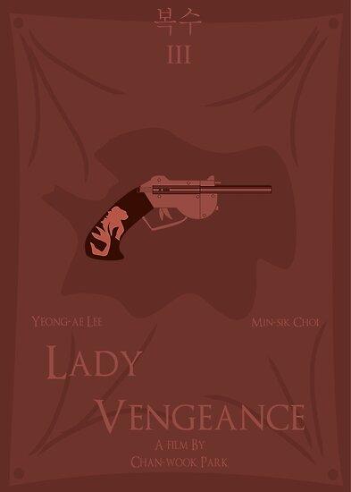 Lady Vengeance by Steve Womack