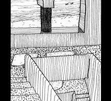 Down to the SEA by James Lewis Hamilton