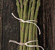 Asparagus by Anna Ridley