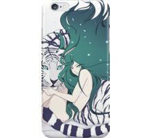 Frosty Goddess  iPhone Case/Skin