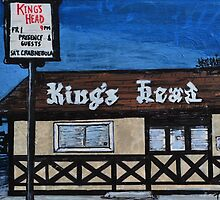 King's Head Inn R.I.P. by creationxart