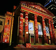 State Library NSW Christmas 2005 by MiImages