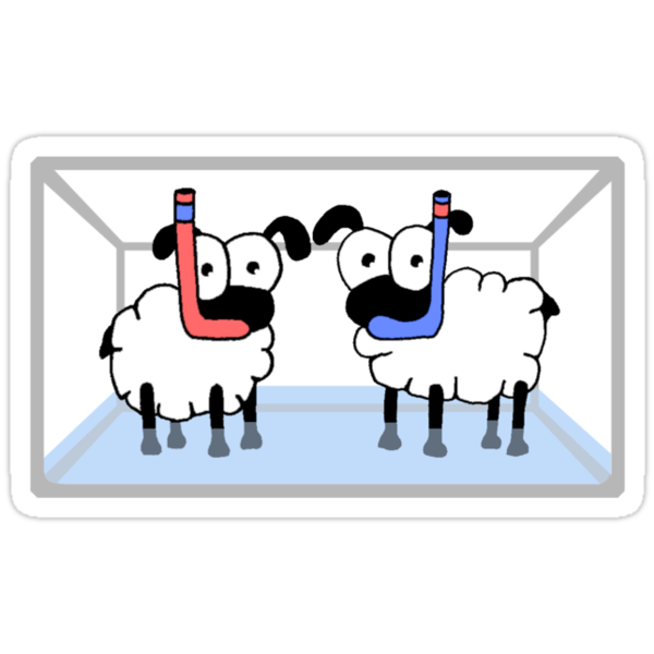 Save Sheep, Buy Snorkels by Pinhead Industries