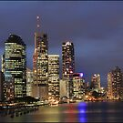 Kangaroo Point View by Nam Ngueyn