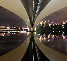 Under the bridge by Nam Ngueyn