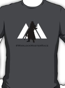Warlock Master Race T-Shirt