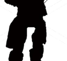 Titan Master Race Sticker