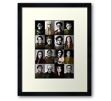 Game of Thrones War Print, Collection 1 Framed Print