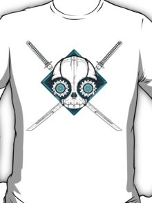 Cyborg Skull T-Shirt