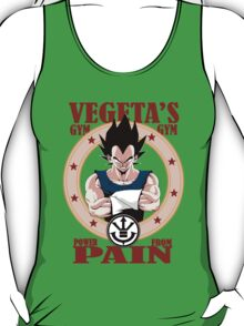Vegeta's Gym T-Shirt