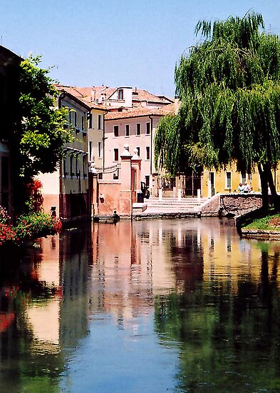 Treviso,Italy by Rosina  Lamberti