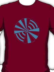 Mandala 17 Into The Blue T-Shirt
