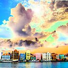 Curacao 2 by John Armstrong-Millar