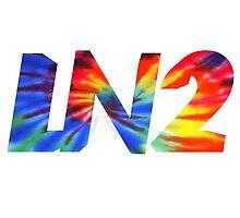 Tie Dye = LN2  by MrMauHead