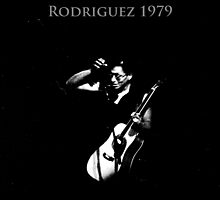 Rodriguez in Concert by Robert Sturman