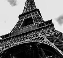 Eiffel Tower by Georgemstadler