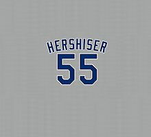 Orel Hershiser Jersey  by BeinkVin