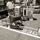 flea market by mychaelalchemy