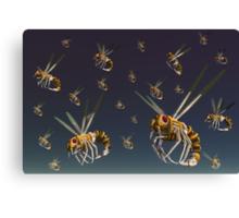 Technologies New Hive Canvas Print