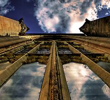 Heaven's Reflection by Alan Watt