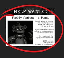 help wanted!! by stertorous