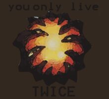 Aegis- You only live twice by Bonvi