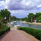 Santa Eulalia del Rio II by Tom Gomez