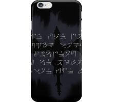 Alduin - The Elder Scrolls V: Skyrim iPhone Case/Skin