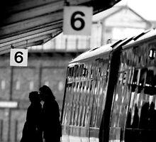 Departing Love by Matt Sillence
