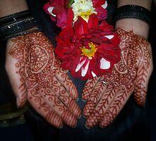 The Blooming Beauty by Suparna Sengupta