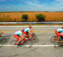 """Training Ride"" by David Lee Thompson"