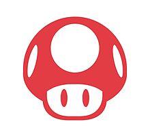 Super Mario Bros. Symbol - Super Smash Bros. (color) by hopperograss