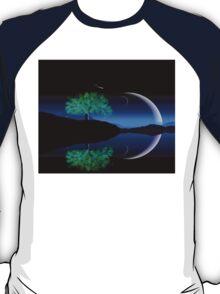 Alone tree T-Shirt