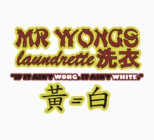 Mr Wongs Laundrette by GilbertValenz